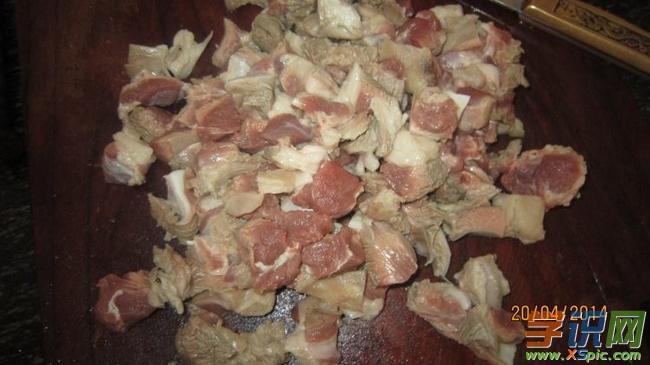 红焖羊肉的简单做法有哪些