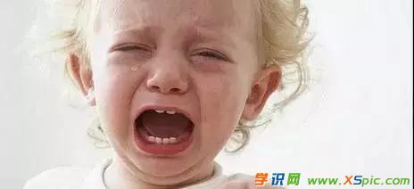梦见小孩哭的相关解释