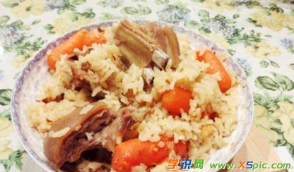 羊肉抓饭的美味做法有哪些