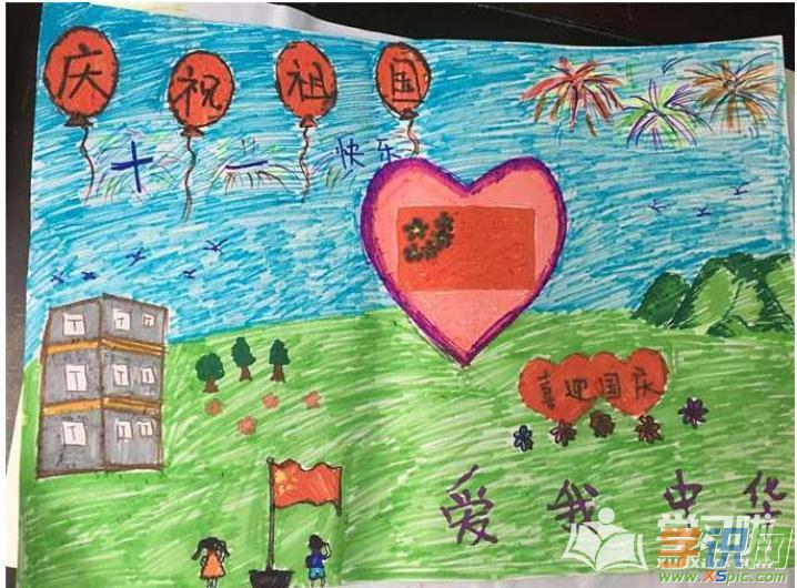 儿童画 718_530图片