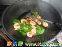 炒虾仁多长时间——炒虾仁的做法