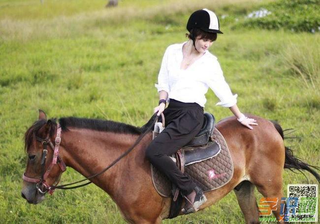 周公解梦 梦见女儿骑马