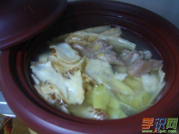 当归清炖羊肉汤的做法教程