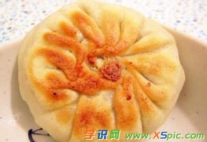 豆腐馅面饼的做法