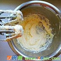 白砂糖曲奇制作方法