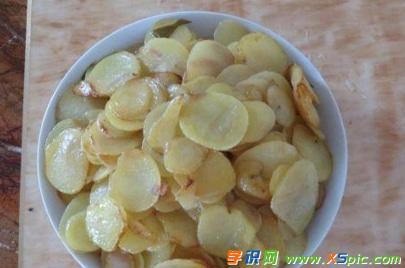 土豆单炒怎么炒