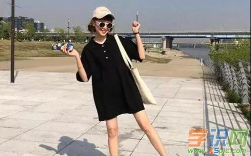 2018夏季清纯少女怎么穿清凉又好看