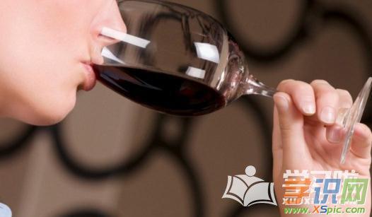 每天一杯红酒