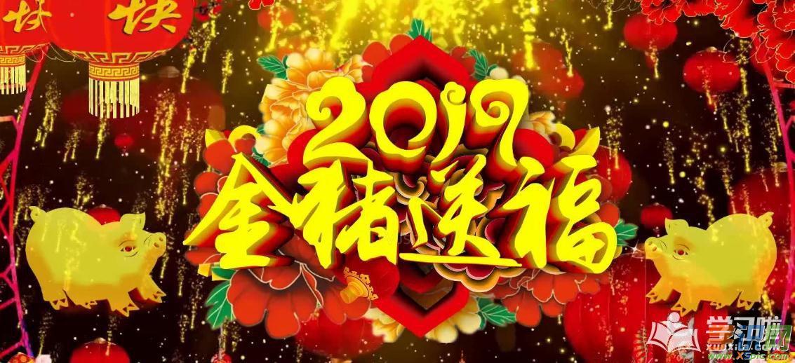 2019年春節聯歡晚會400字作文