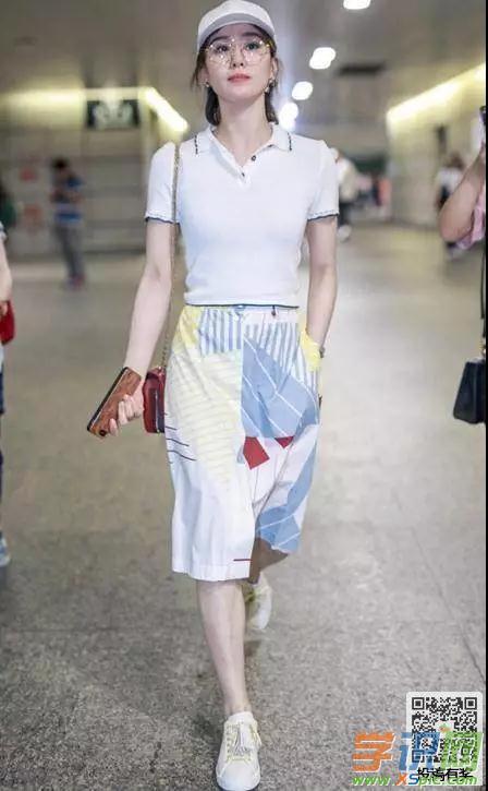 今年夏天流行什么衣服