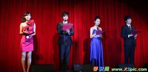 春节联欢晚会主持人演讲稿