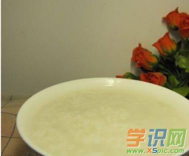 大米粥的家常做法