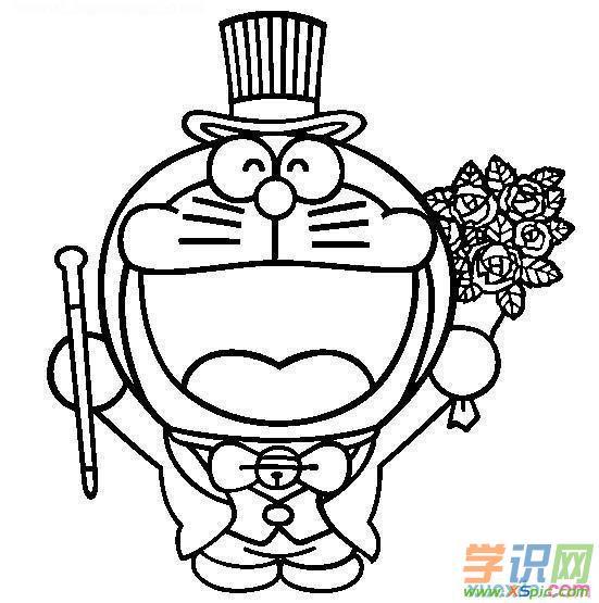 哆拉A梦是日本经典的漫画,叙述了一只来自22世纪的猫型机器人——哆啦A梦,受主人野比世修的托付,回到20世纪,借助从四维口袋里拿出来的各种未来道具,来帮助世修的高祖父——小学生野比大雄化解身边的种种困难问题,以及生活中和身边的小伙伴们发生的轻松幽默搞笑感人的故事。