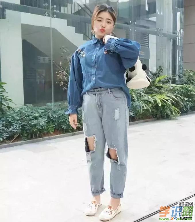 微胖的姑娘尽量不要挑选哪些裤子
