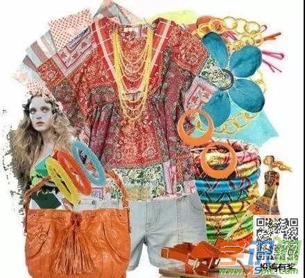 夏天跟西瓜一样重要的衣服是什么