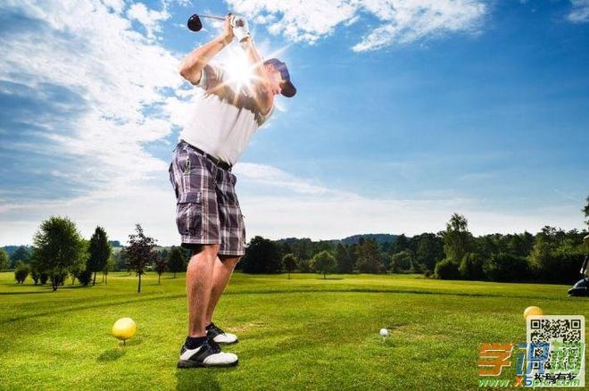 玩高尔夫球的礼仪内容