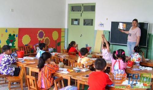 幼儿园小班学期个人工作总结