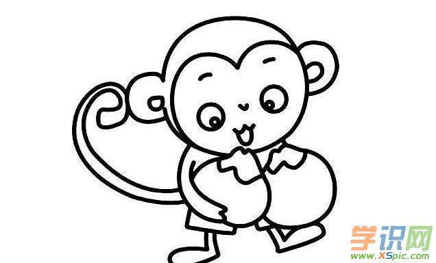 学识网 爱好 学画画 动物画     大自然中有许多有着各自特色的小动物