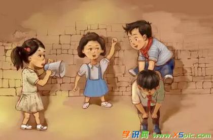小学生童年作文欣赏:拖鞋大战