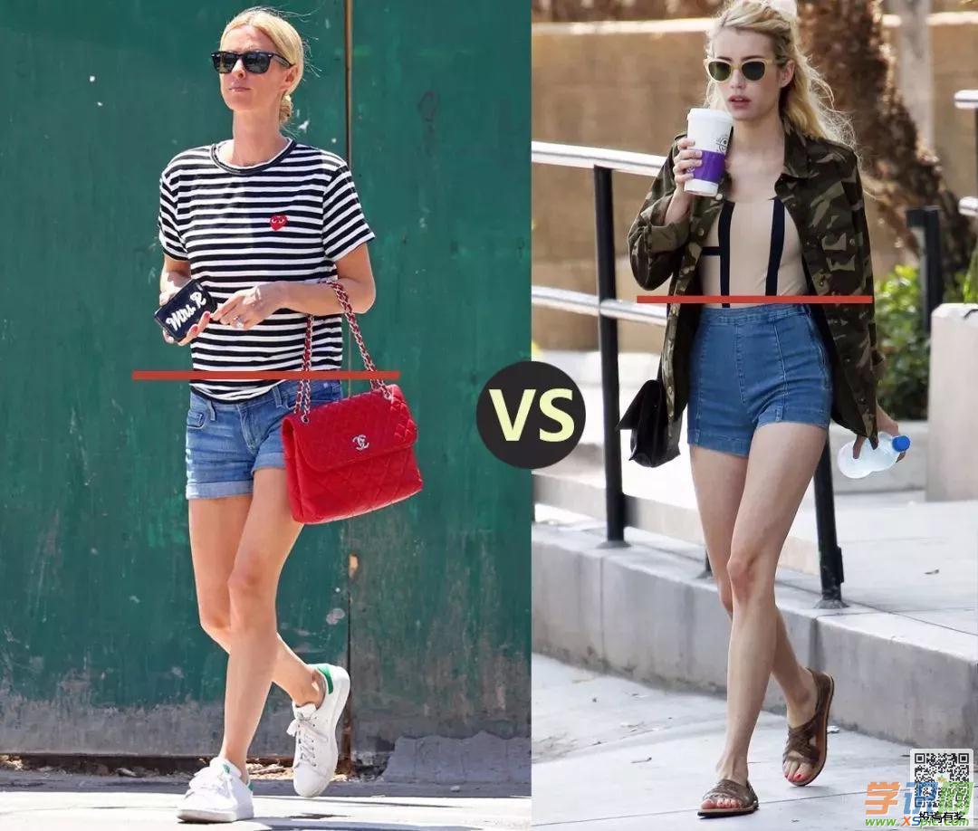 如何选择牛仔短裤既凉快又帅气
