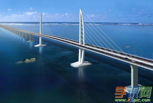 港珠澳大桥作文800字|四年级关于港珠澳大桥的作文:伟大的工程