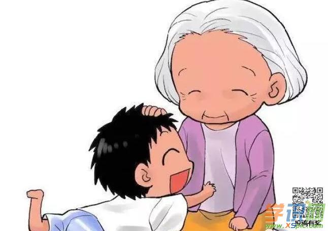 日本老奶奶做爱_关于奶奶的作文:有一种声音,叫做爱