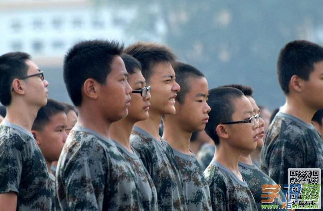 关于军训的作文:哨