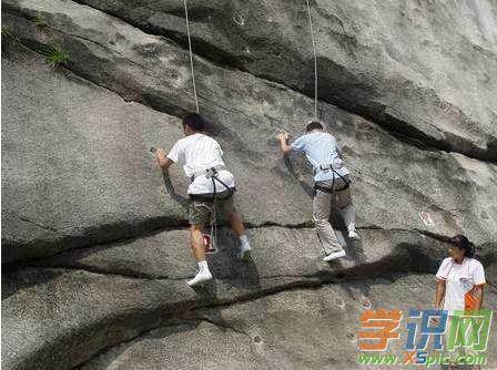 徒手攀岩要注意什么细节