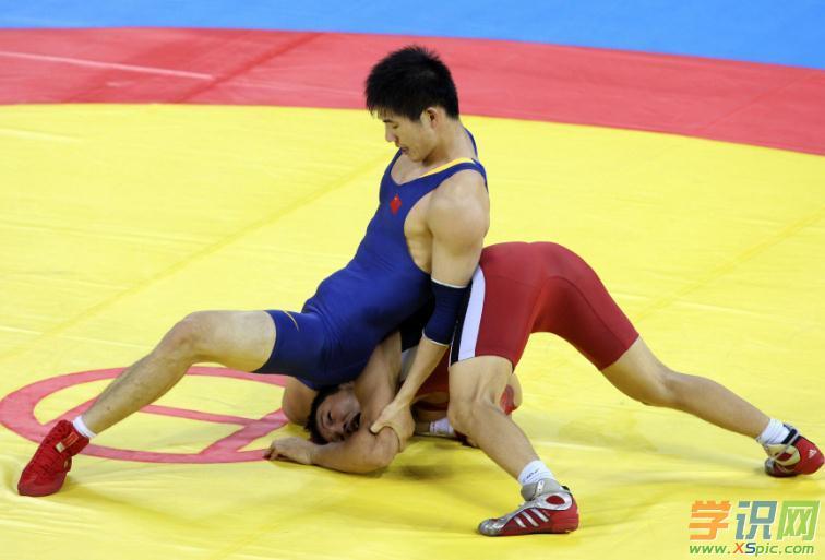摔跤比赛的竞赛规则