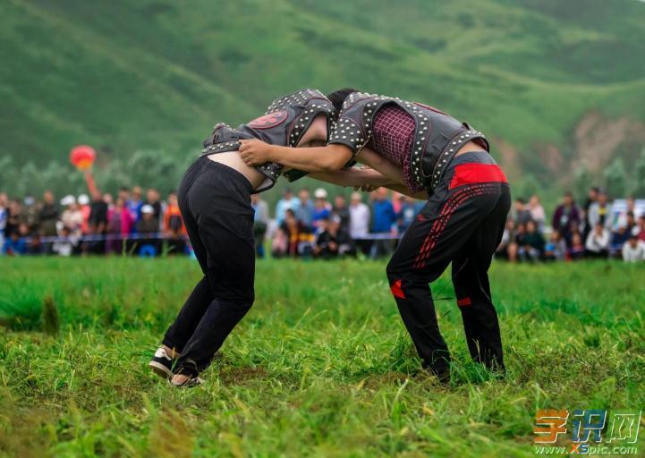 蒙古式摔跤有哪些技巧,蒙古式摔跤的比赛规则