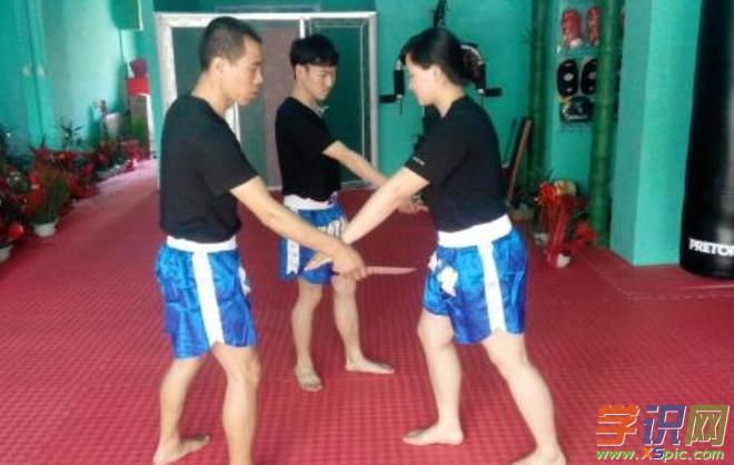 跆拳道和女子防身术的区别