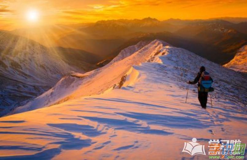 安全顺利登山户外活动的保障