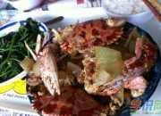 避风塘炒螃蟹的做法步骤