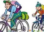 """关于骑自行车的二年级作文:""""骑""""乐无穷的赛事"""