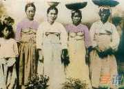 为什么古代朝鲜女人服装是露乳的