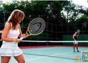 网球初学者教程
