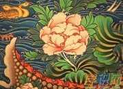 唐卡绘画大师作品图片