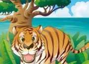 描写小动物的童话故事:老虎叛军