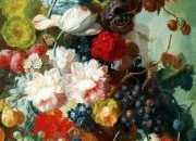 客厅花卉装饰画图片_客厅花卉装饰画素材