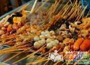 成都美食串串香图片